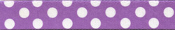Grape Polka Dot Waist Walker