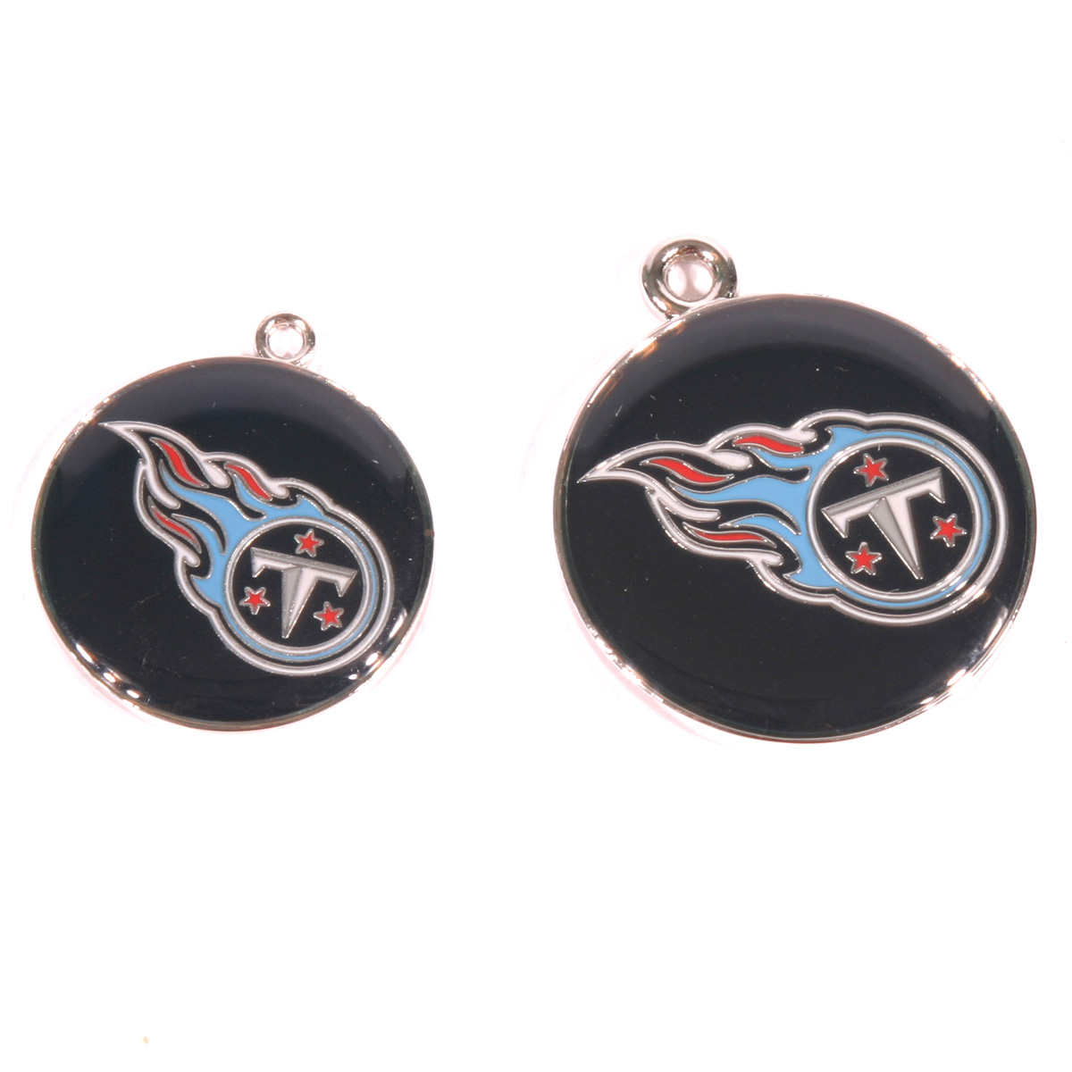 Tennessee Titans Engraved Pet ID Tag