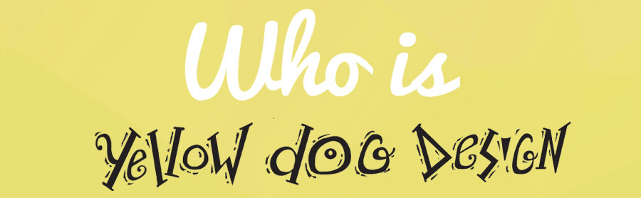Who Is Yellow Dog Design INFOGRAPHIC