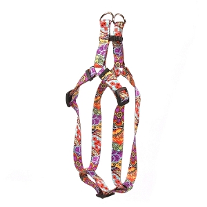 Amazon Floral Step-In Harness