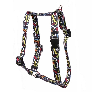 Crazy Bones Roman H Harness