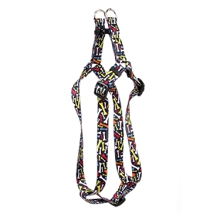 Crazy Bones Step-In Harness