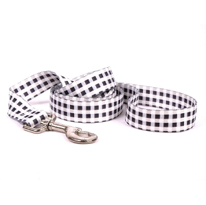 Gingham Black Lead