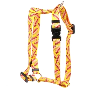 Hot Dogs Roman H Harness