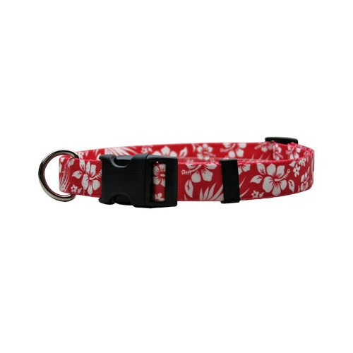 Aloha Red Standard Collar