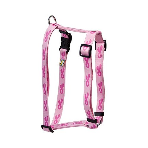 Breast Cancer Pink Roman H Harness