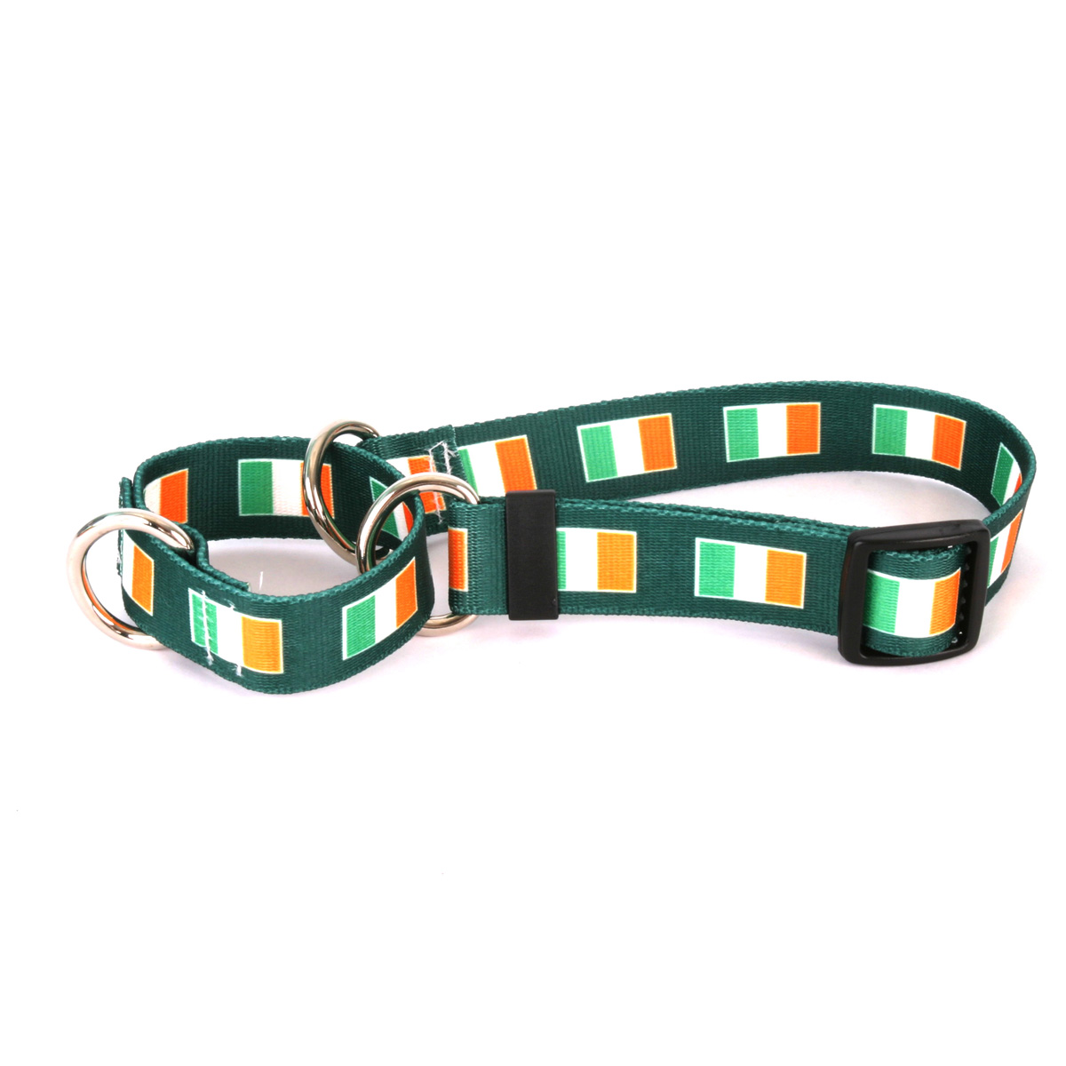 Irish Flag Martingale Collar