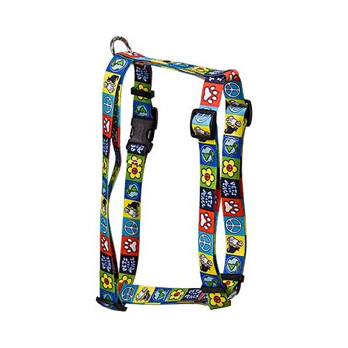 Pets for Peace Roman H Harness