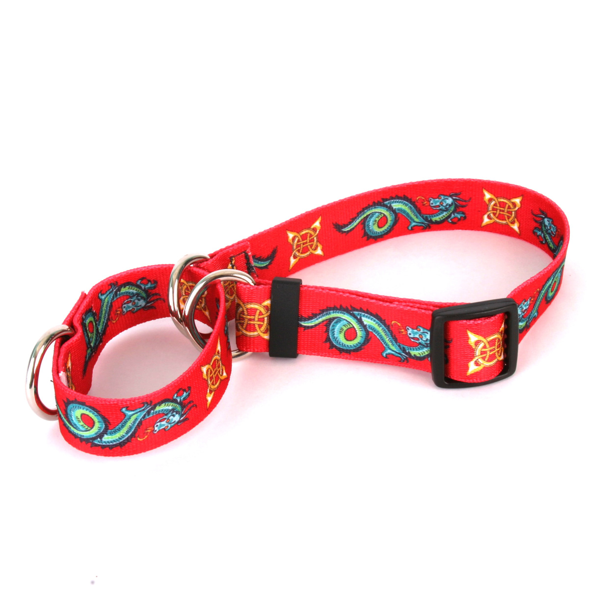 Dragon Martingale Collar