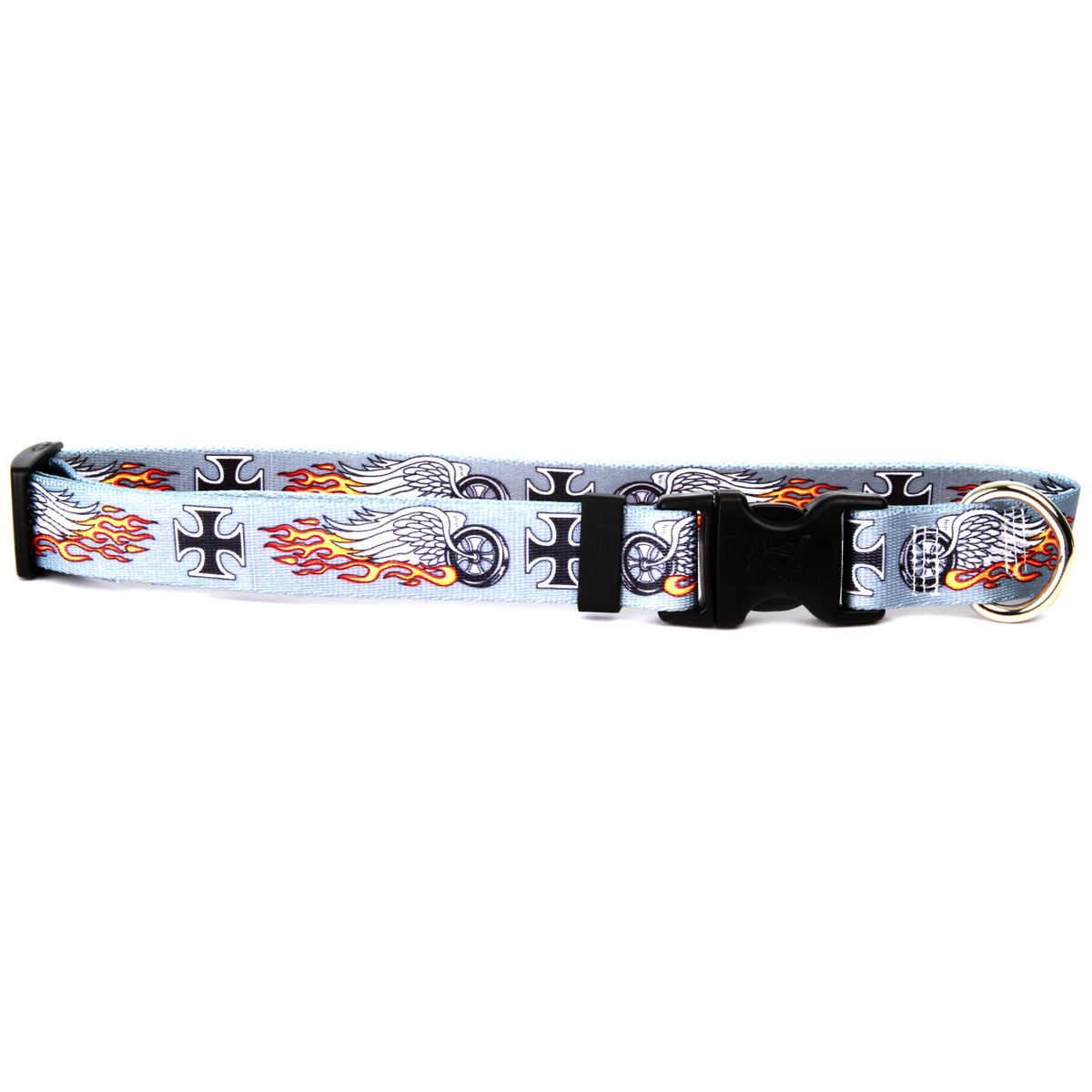 Biker Tattoo Standard Collar