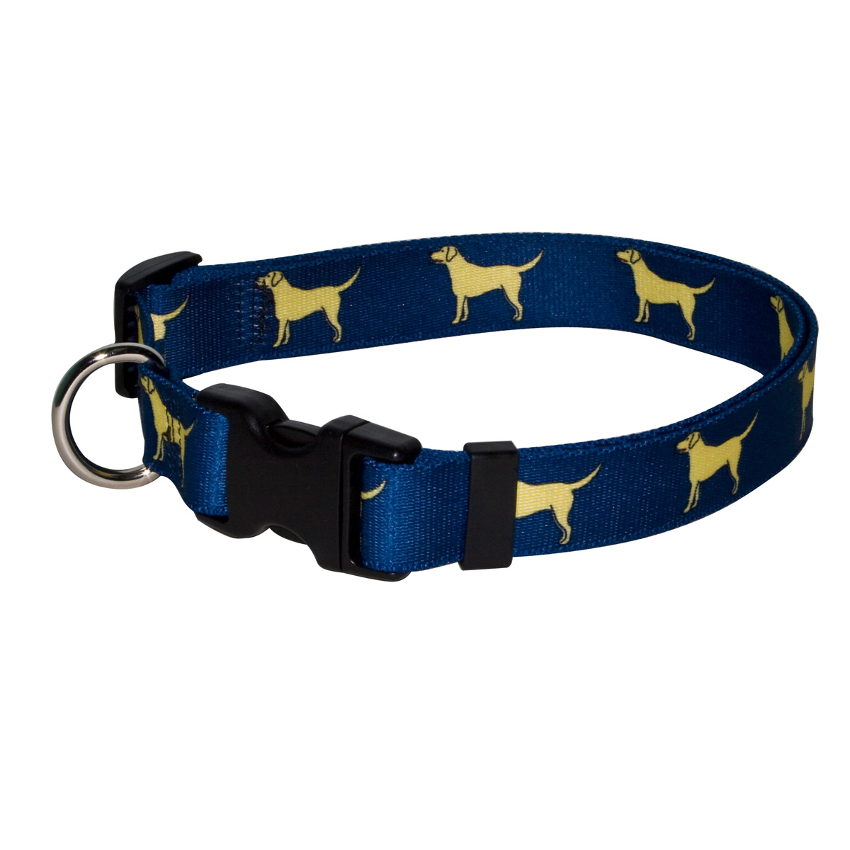 Yellow Lab Standard Collar