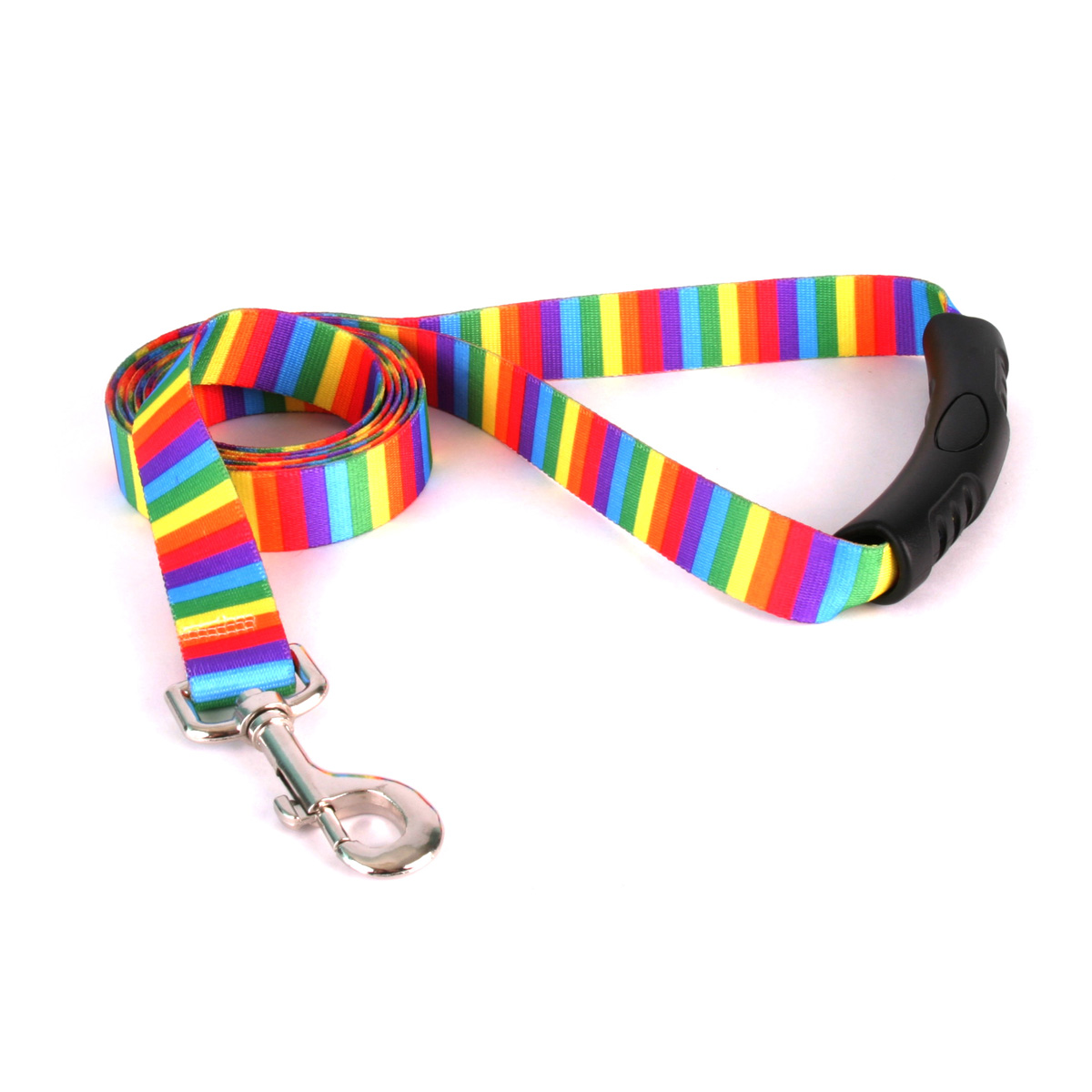 Rainbow Stripes EZ-Lead