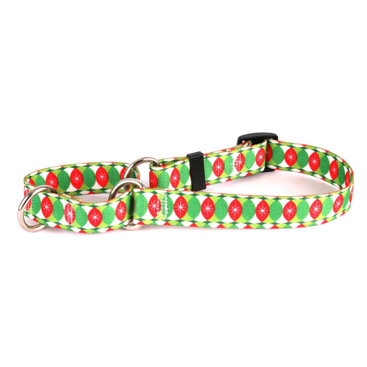 Christmas Cheer Martingale Collar