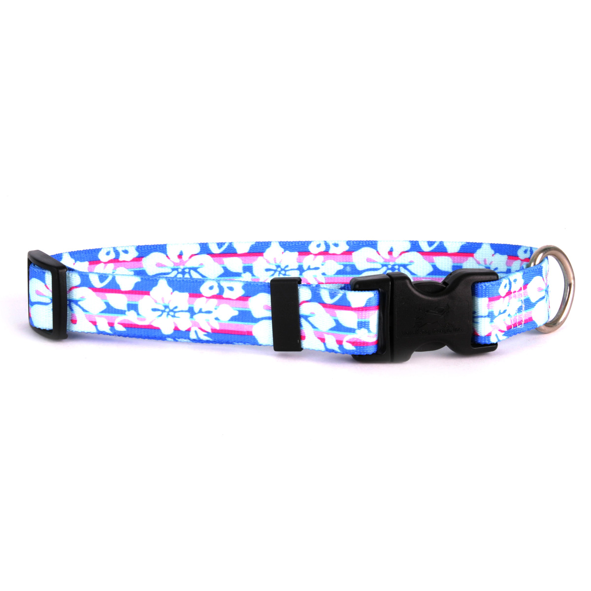 Tropical Flowers Standard Collar