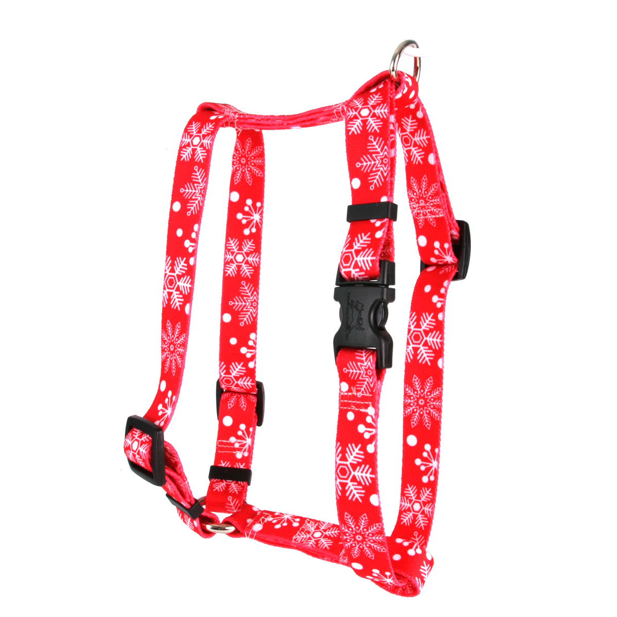 Red Snowflakes Roman H Harness