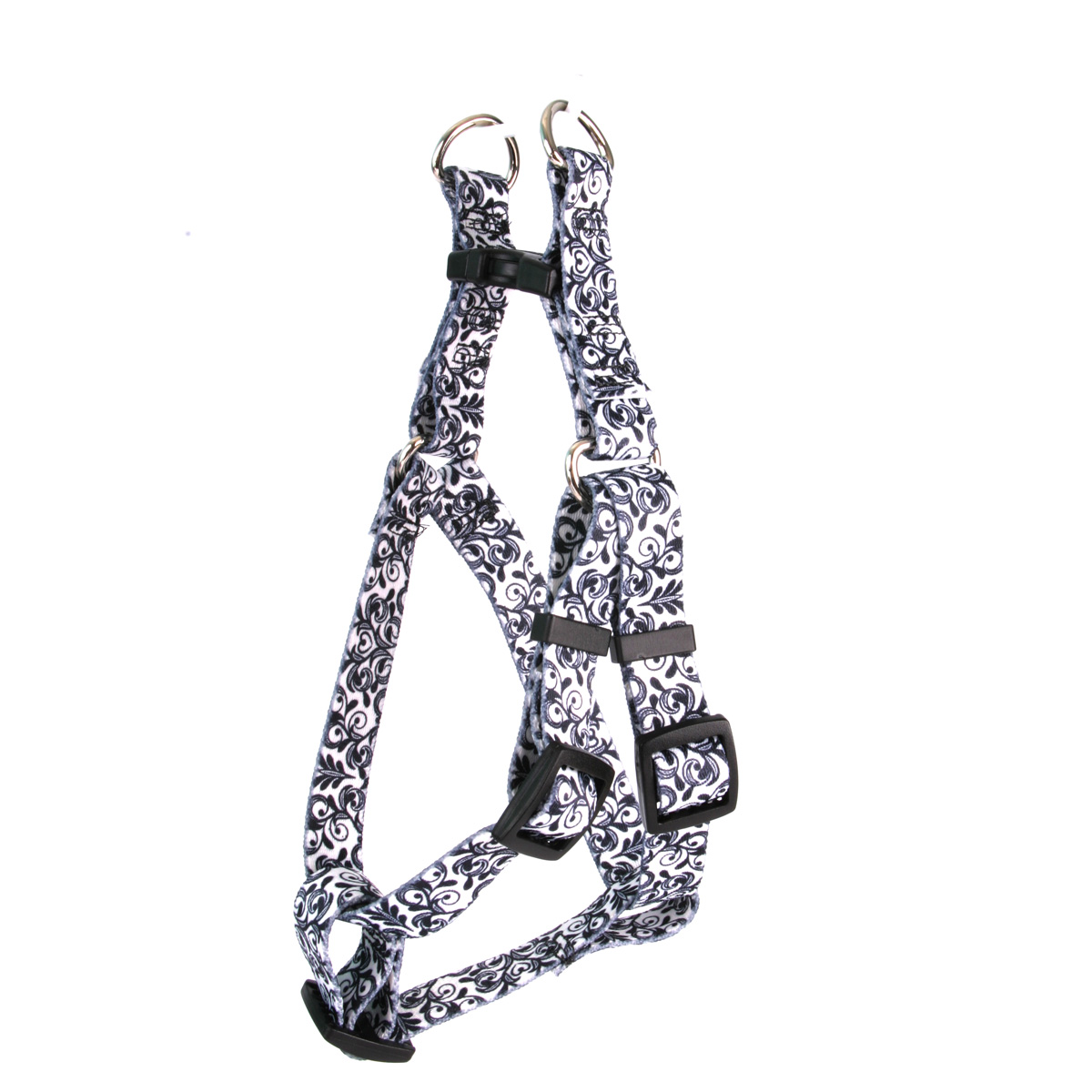 Damask Step-In Harness