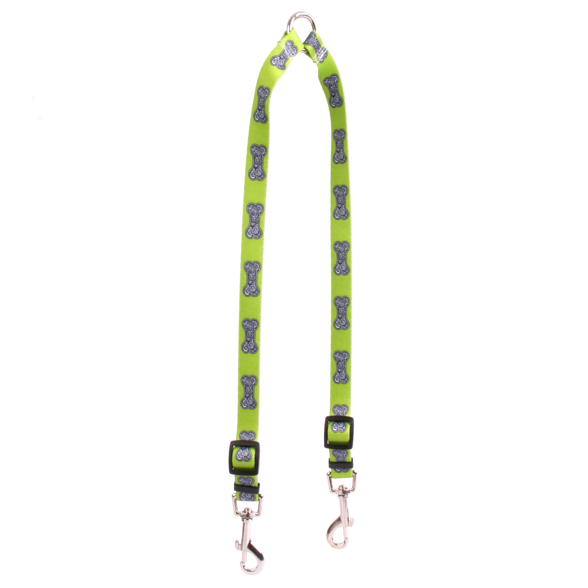 Bella Bone Green Coupler Lead