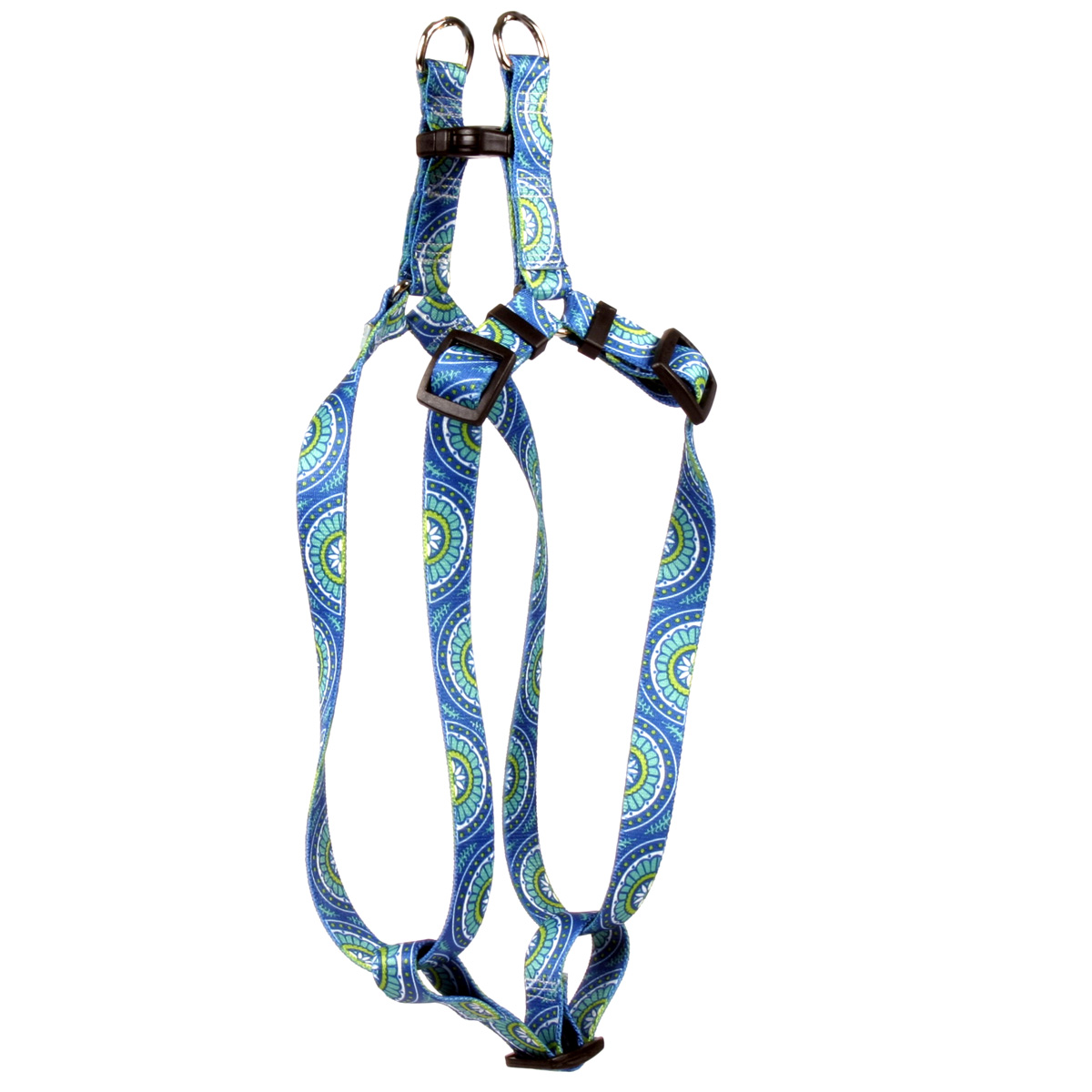 Radiance Blue Step-In Harness