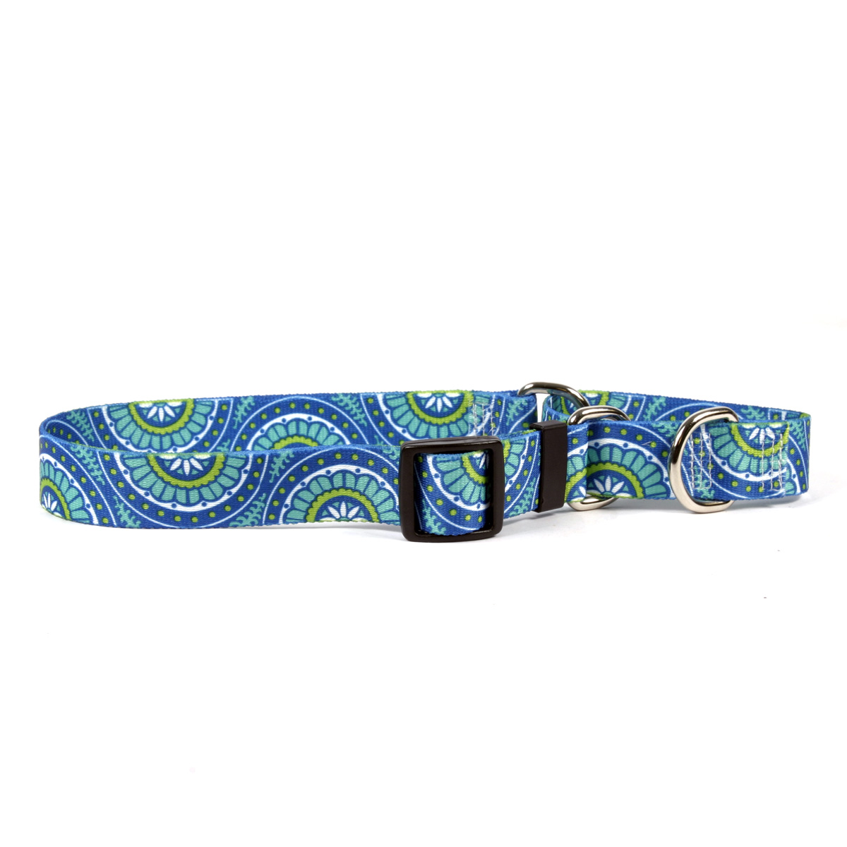 Radiance Blue Martingale Collar