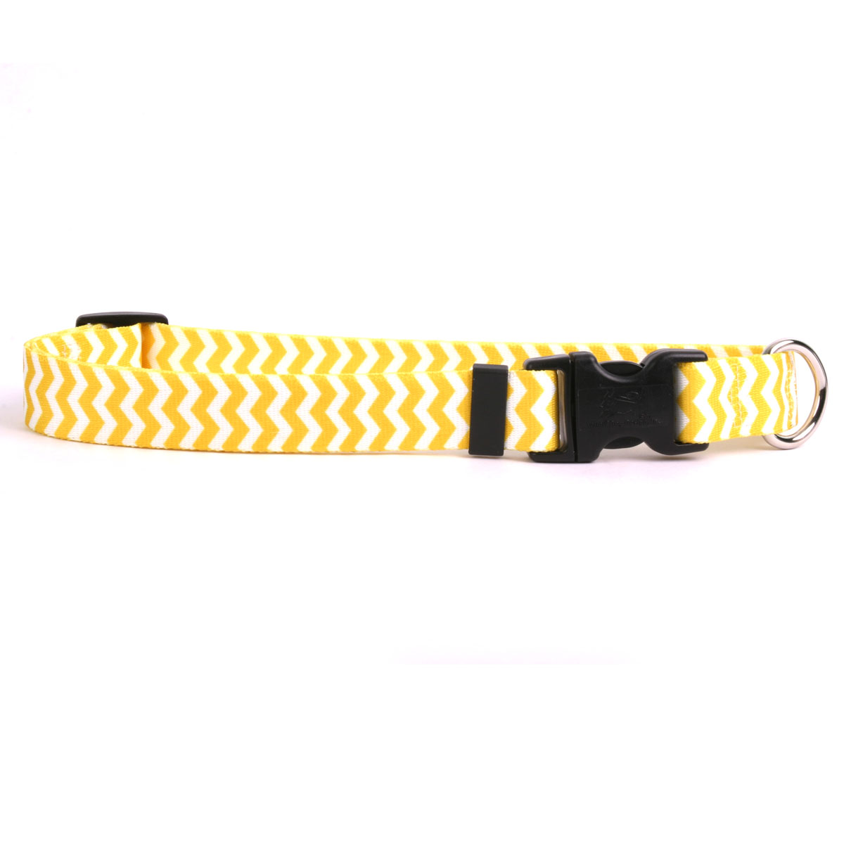 Chevron - Lemon Standard Collar