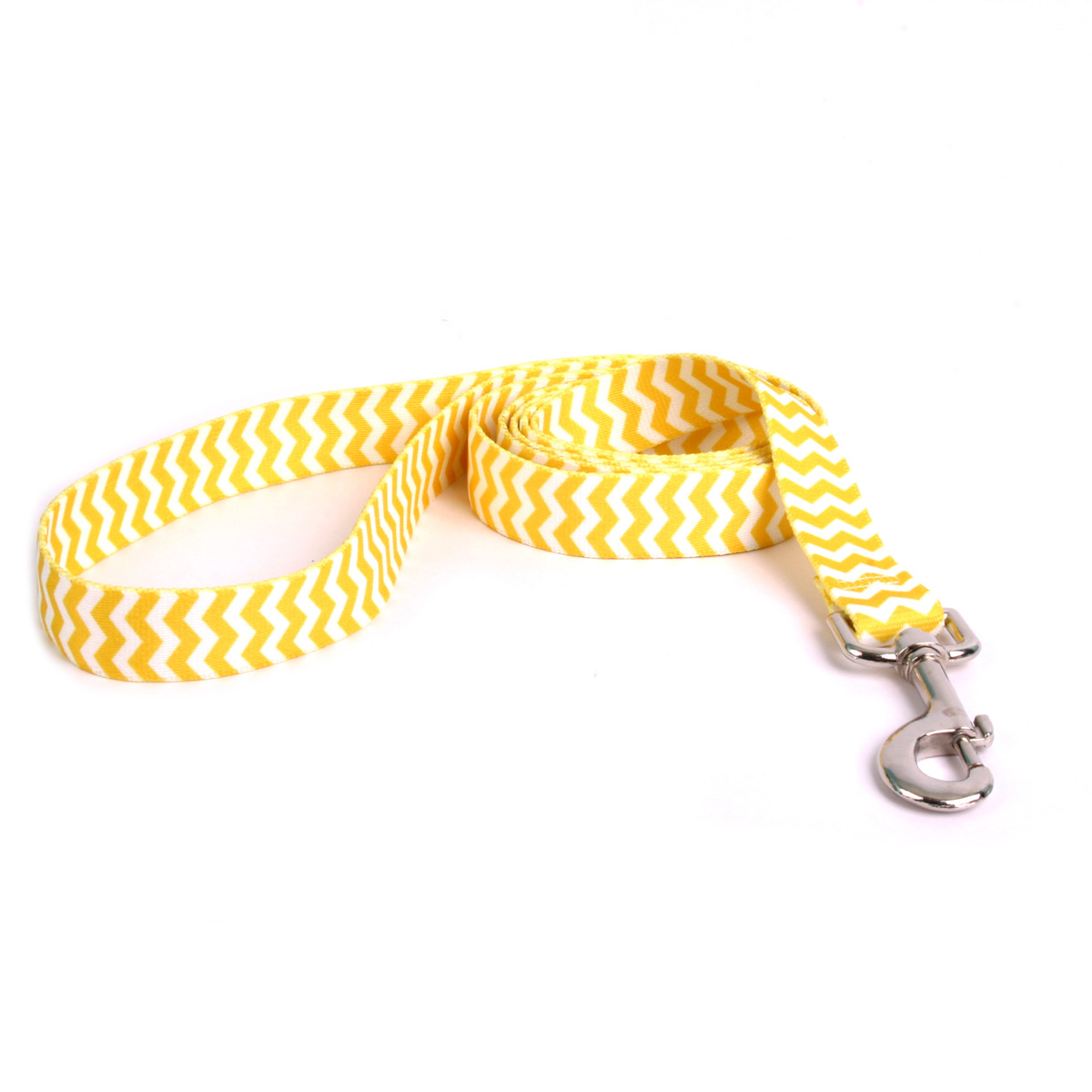 Chevron - Lemon Lead