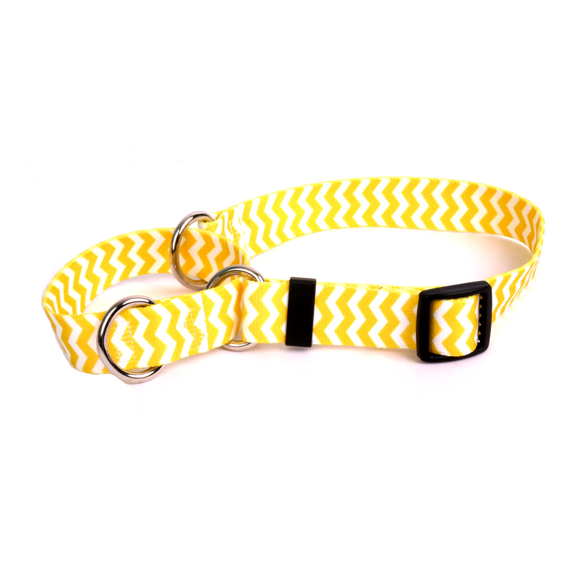 Chevron - Lemon Martingale Collar