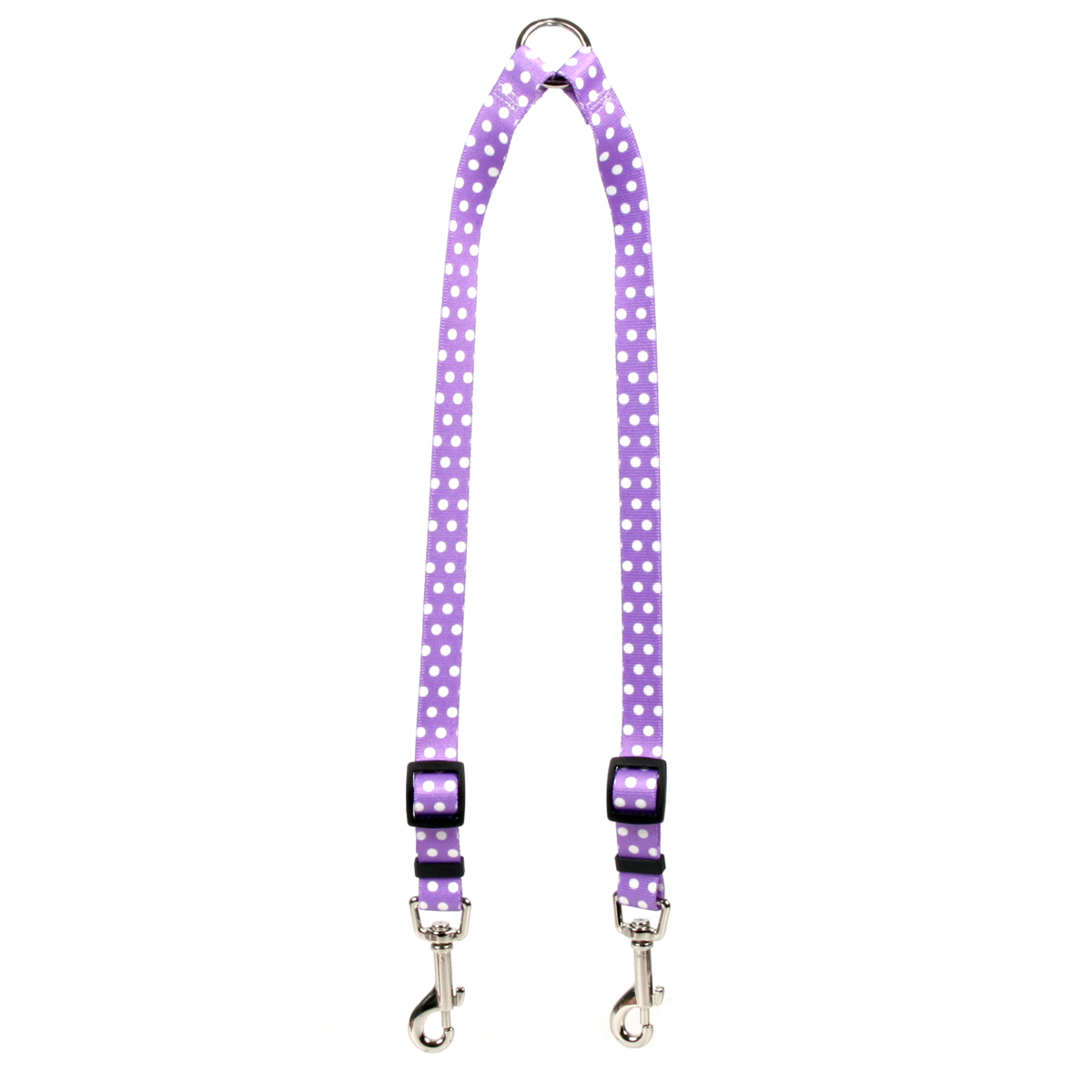 New Purple Polka Dot Coupler Lead