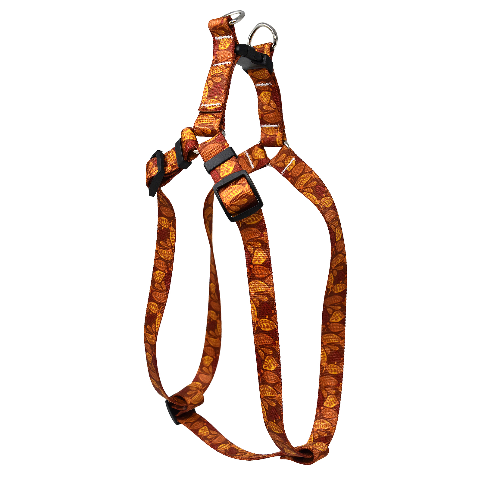 Autumn Leaves Step-In Harness