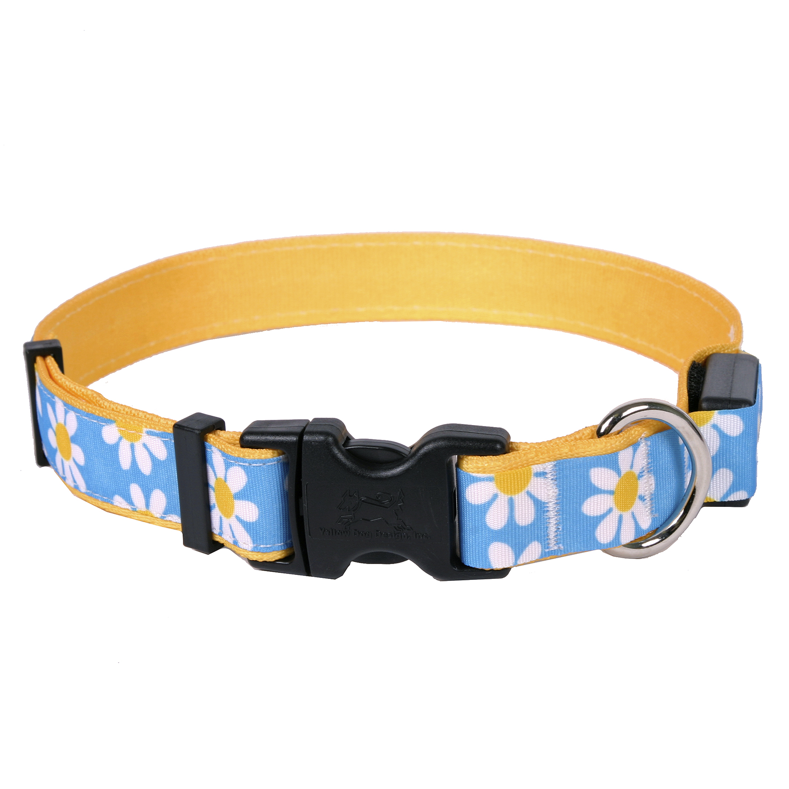 Blue Daisy ORION LED Dog Collar