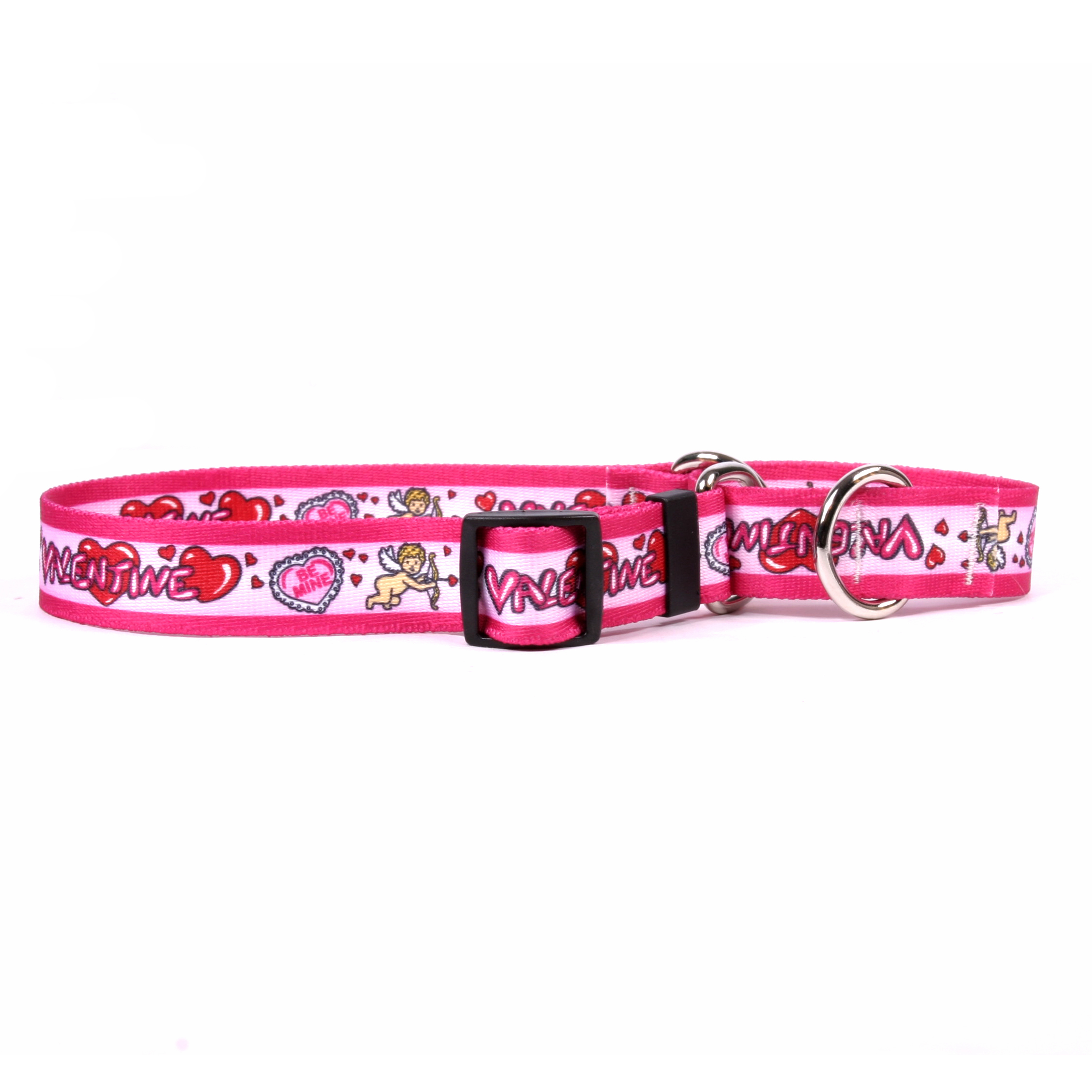 Be My Valentine Martingale Collar