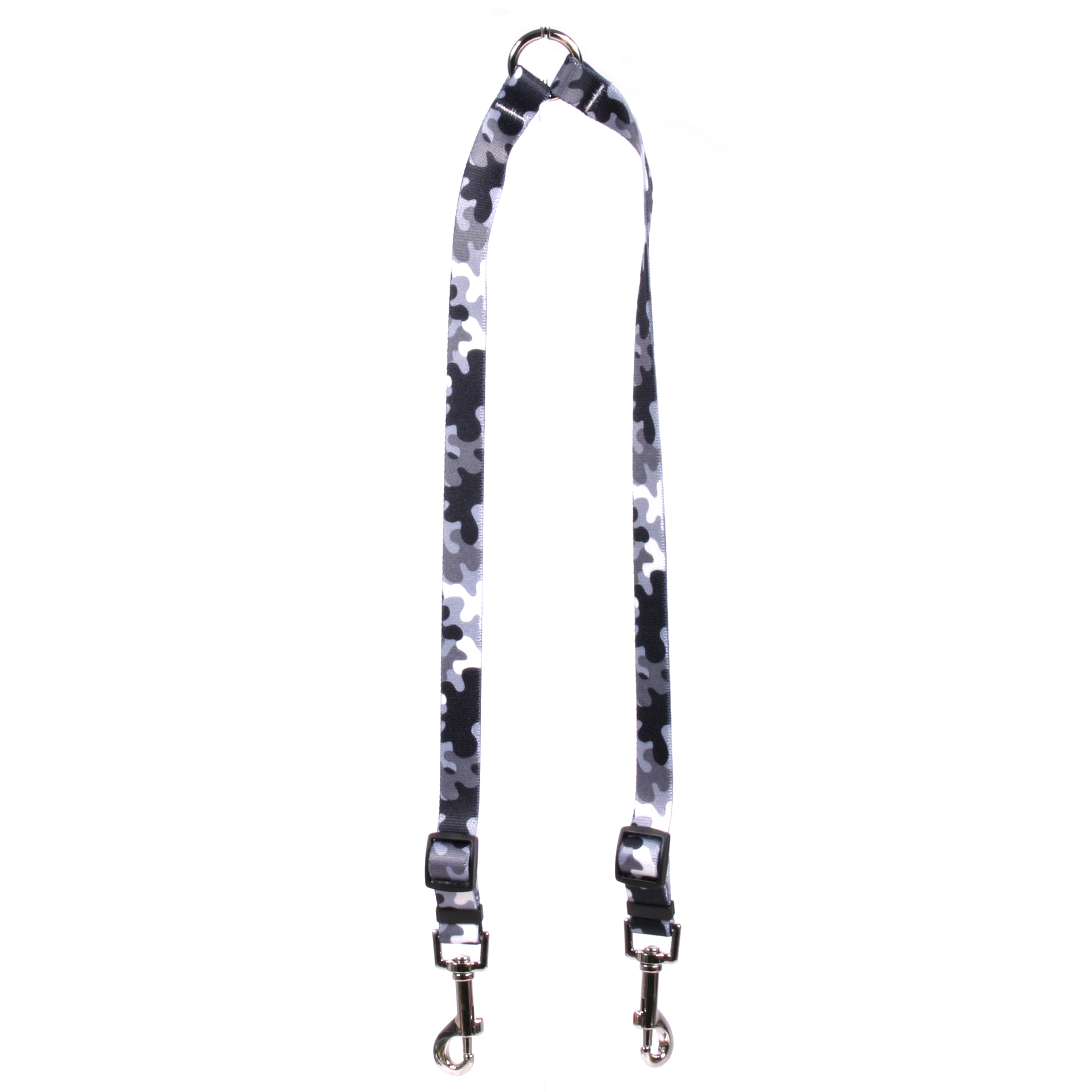 Black and White Camo Coupler Lead