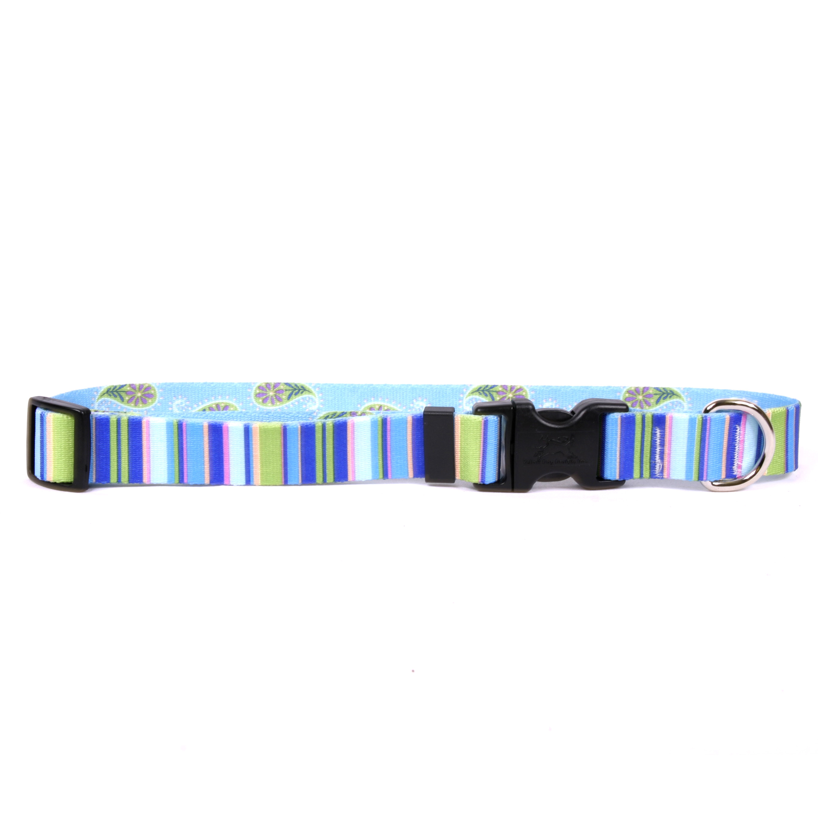 Blue Stripes Standard Collar