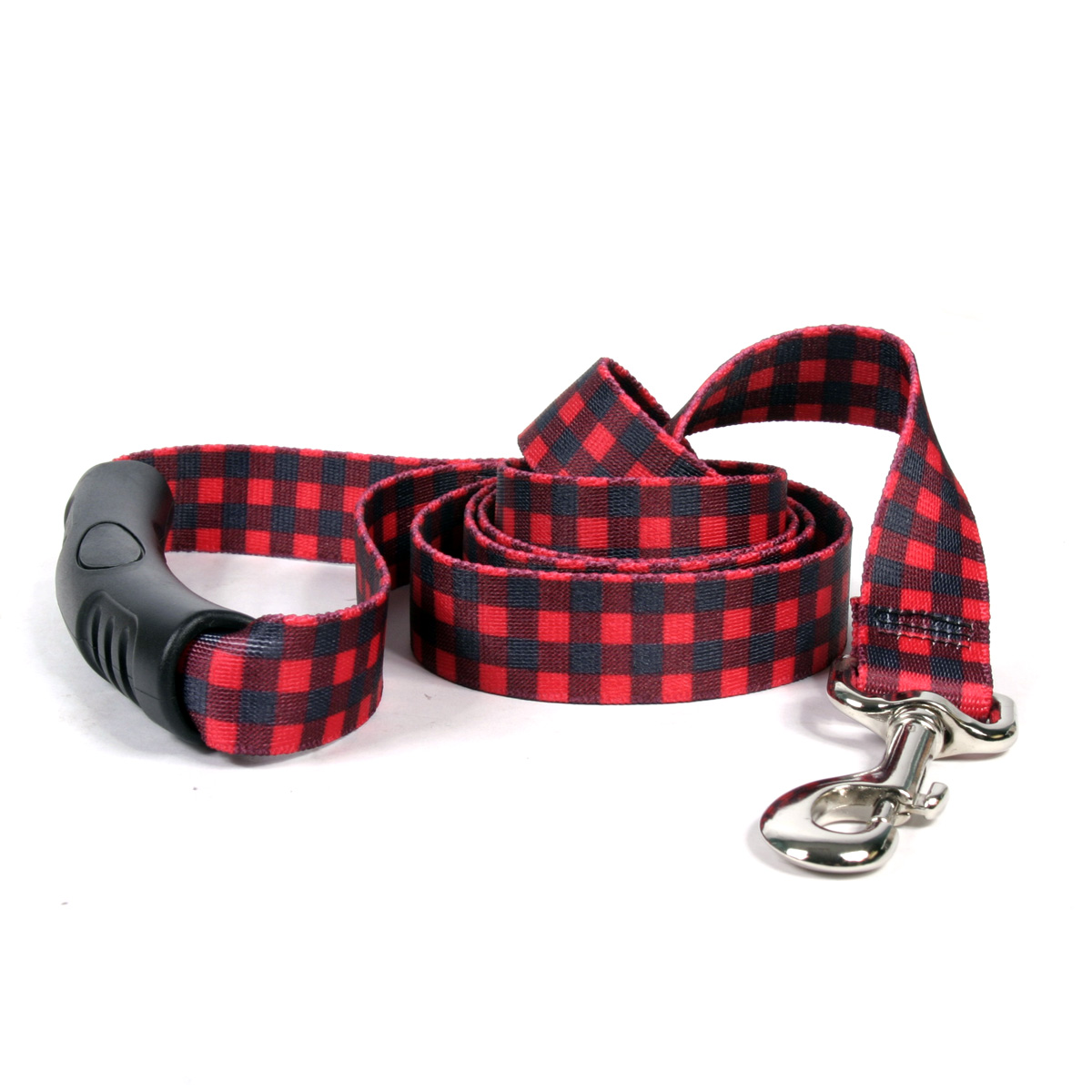 Buffalo Plaid Red EZ-Lead