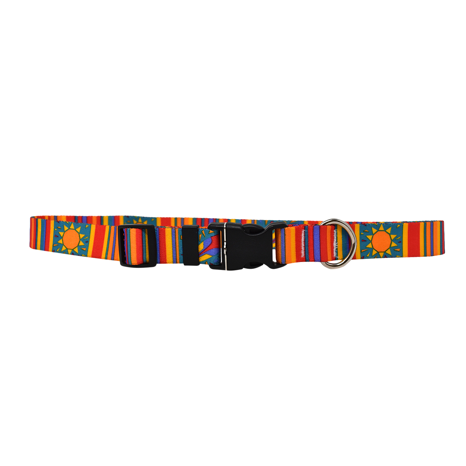 Coastal Stripes  Standard Collar