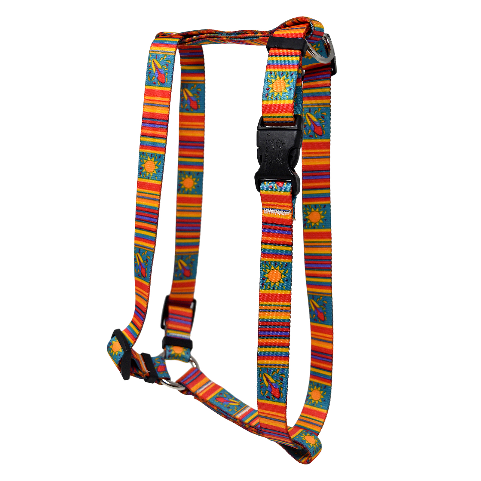 Coastal Stripes  Roman H Harness
