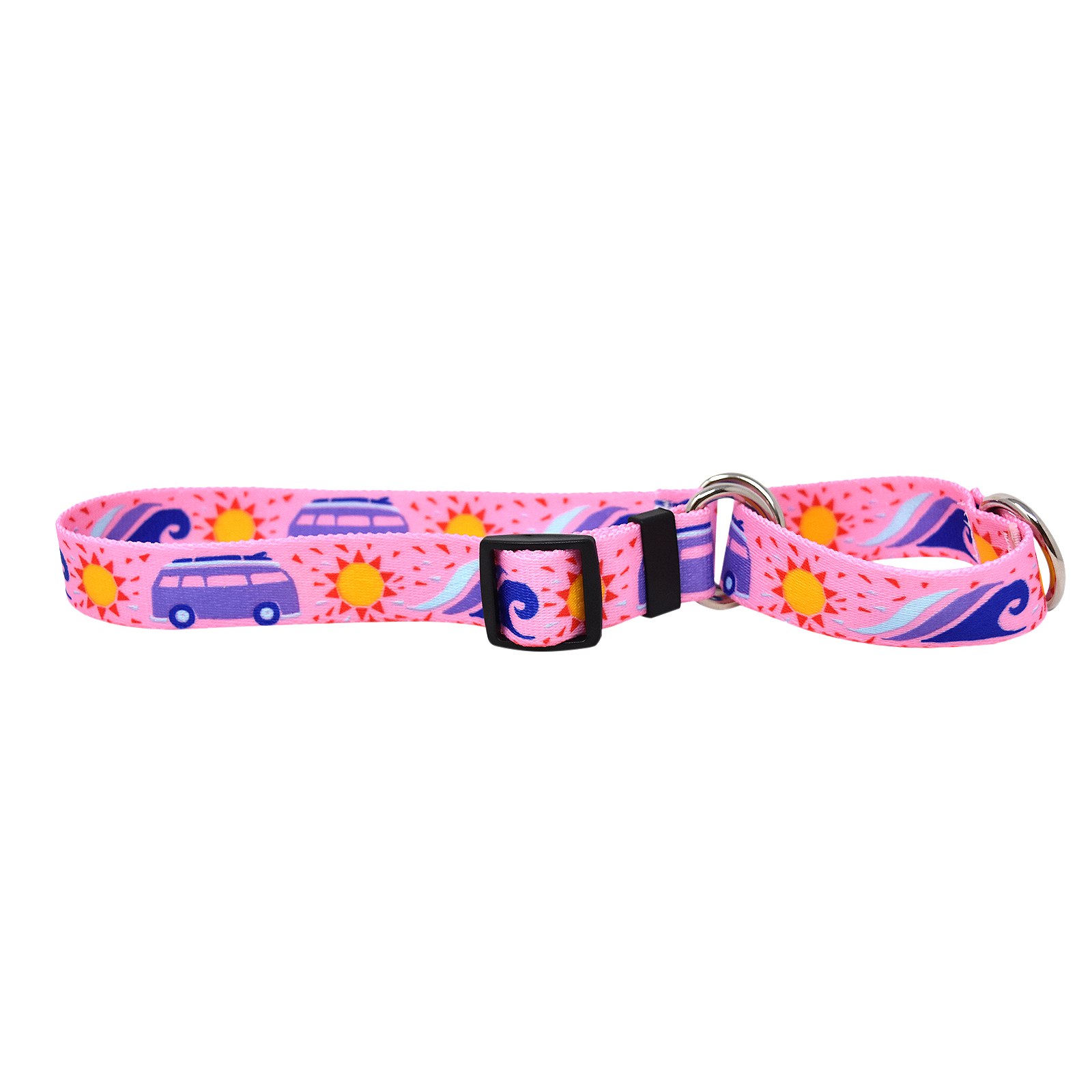 Coastal Trip  Martingale Collar