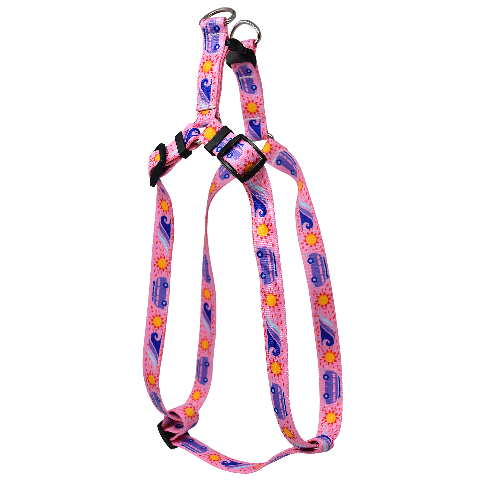 Coastal Trip  Step-In Harness