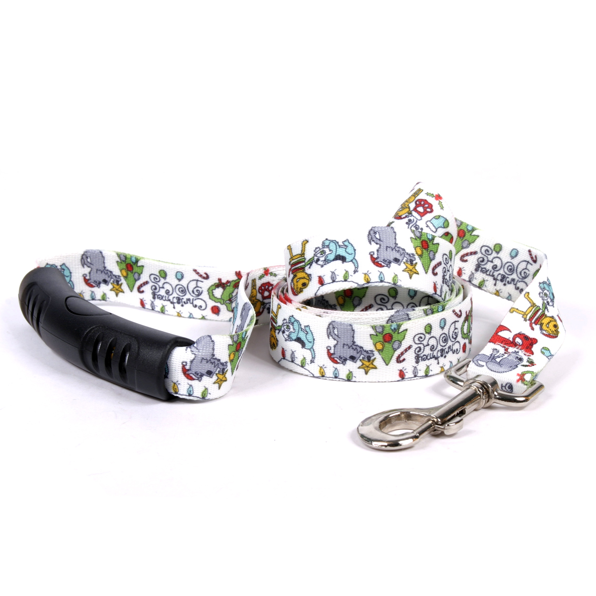 Christmas Dogs EZ-Lead