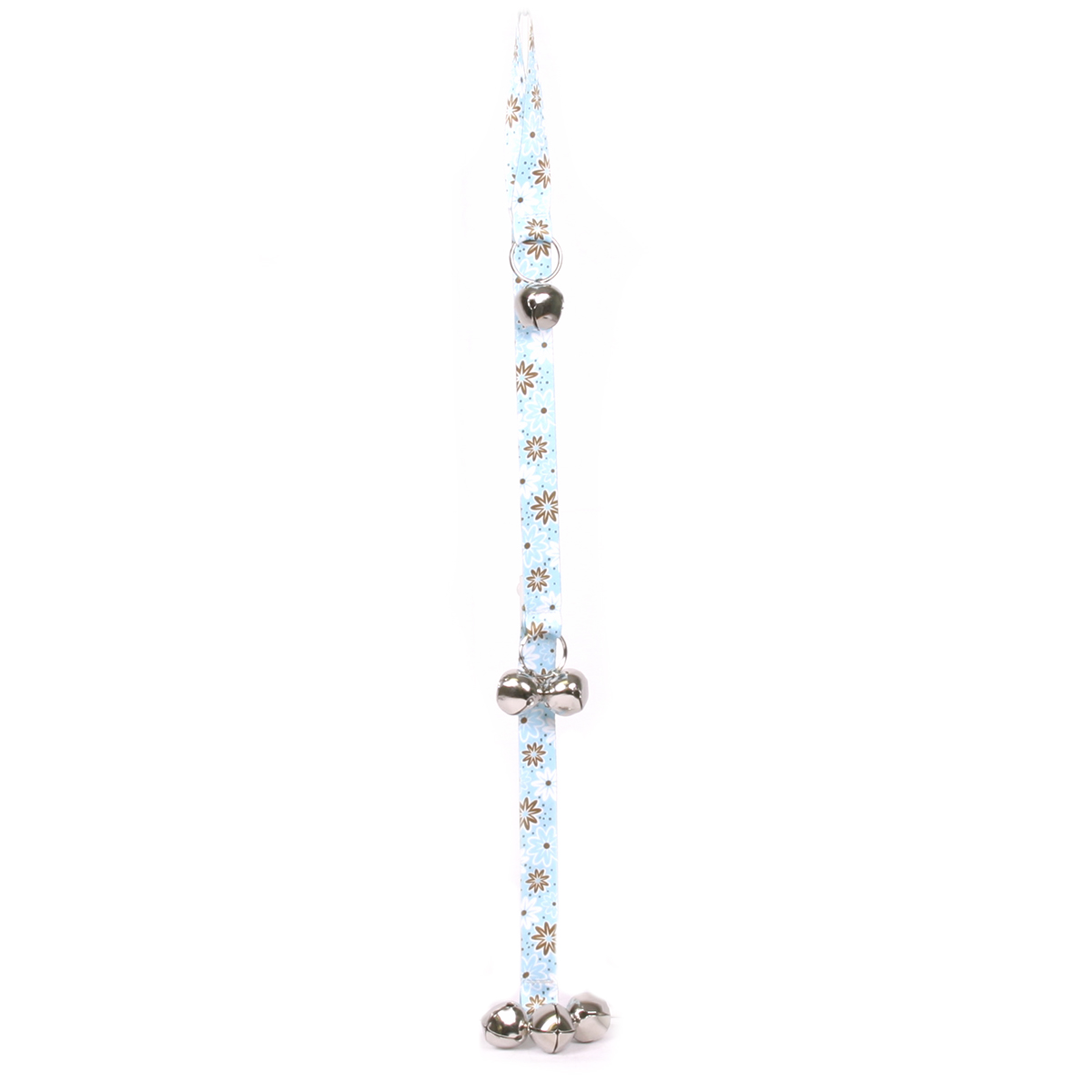 Daisy Chain Blue Ding Dog Bell