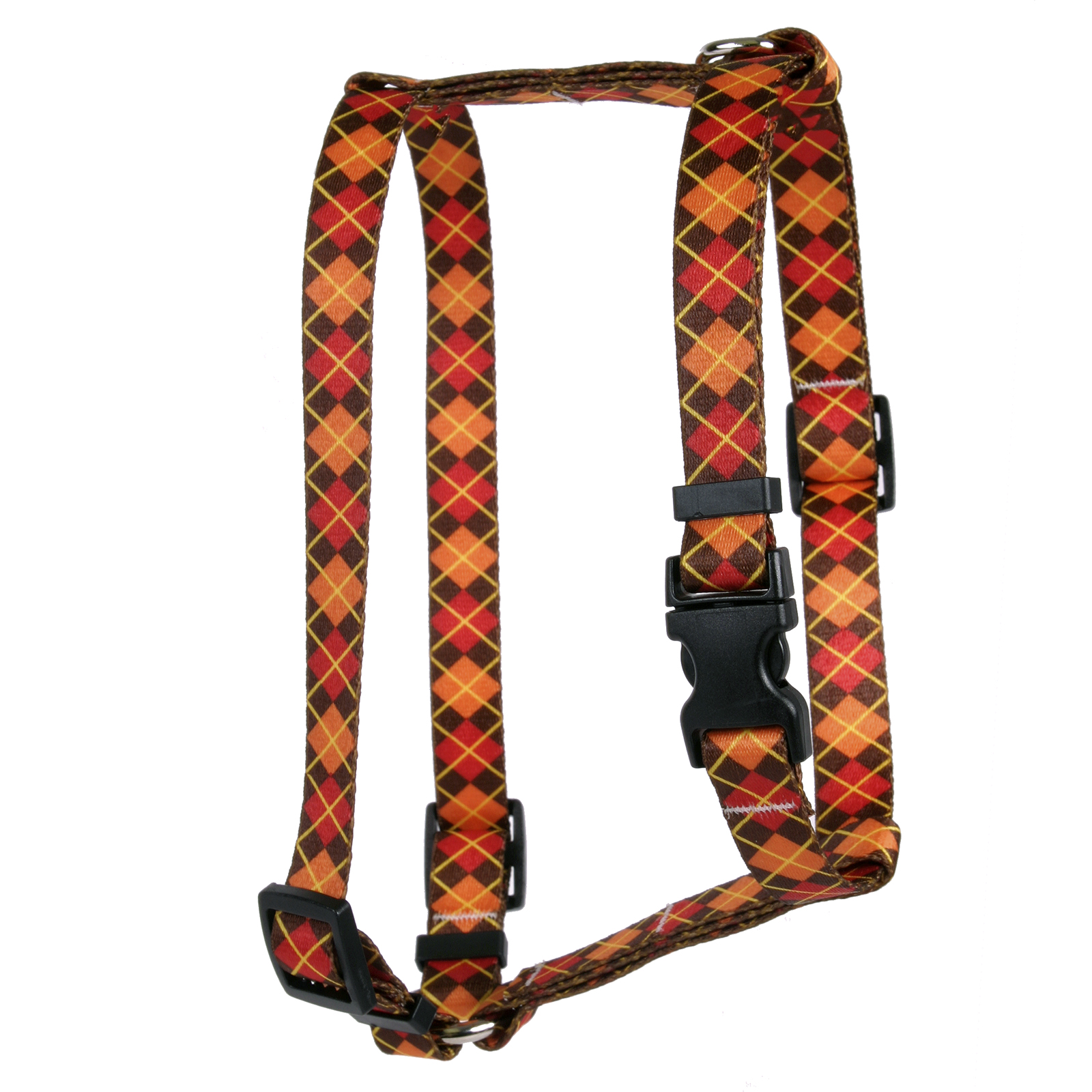 Argyle Fall Roman H Harness