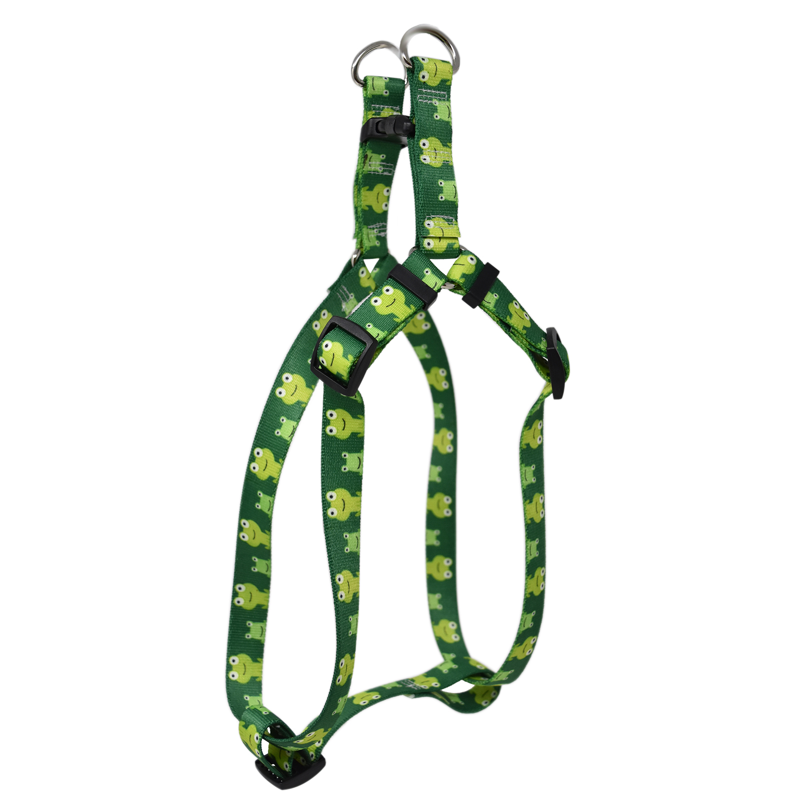 Frog Frenzy Step-In Harness