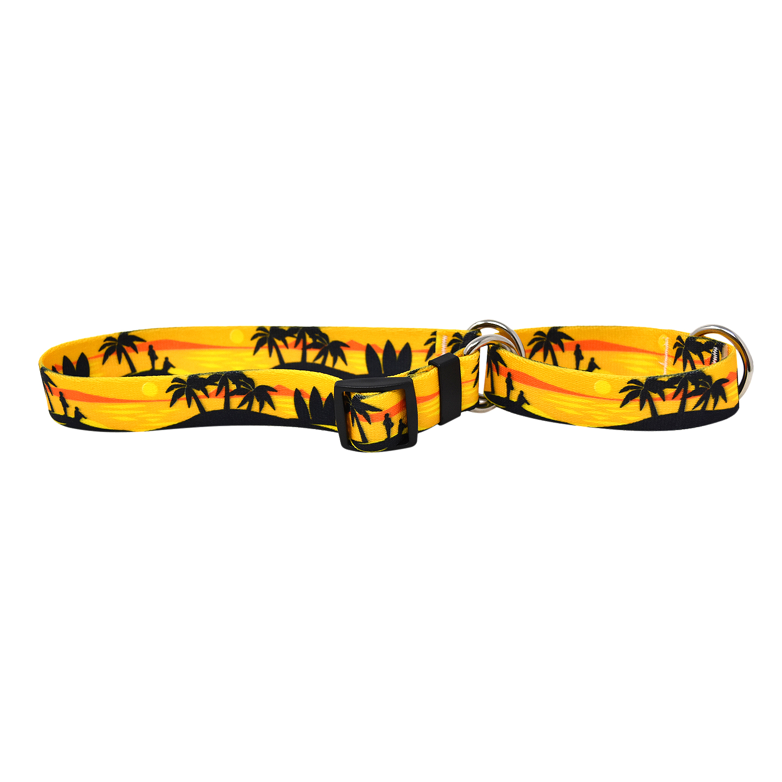 Golden Sunset  Martingale Collar