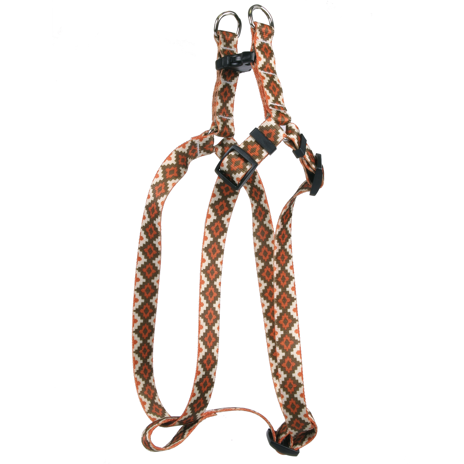 Aztec Sand Step-In Harness