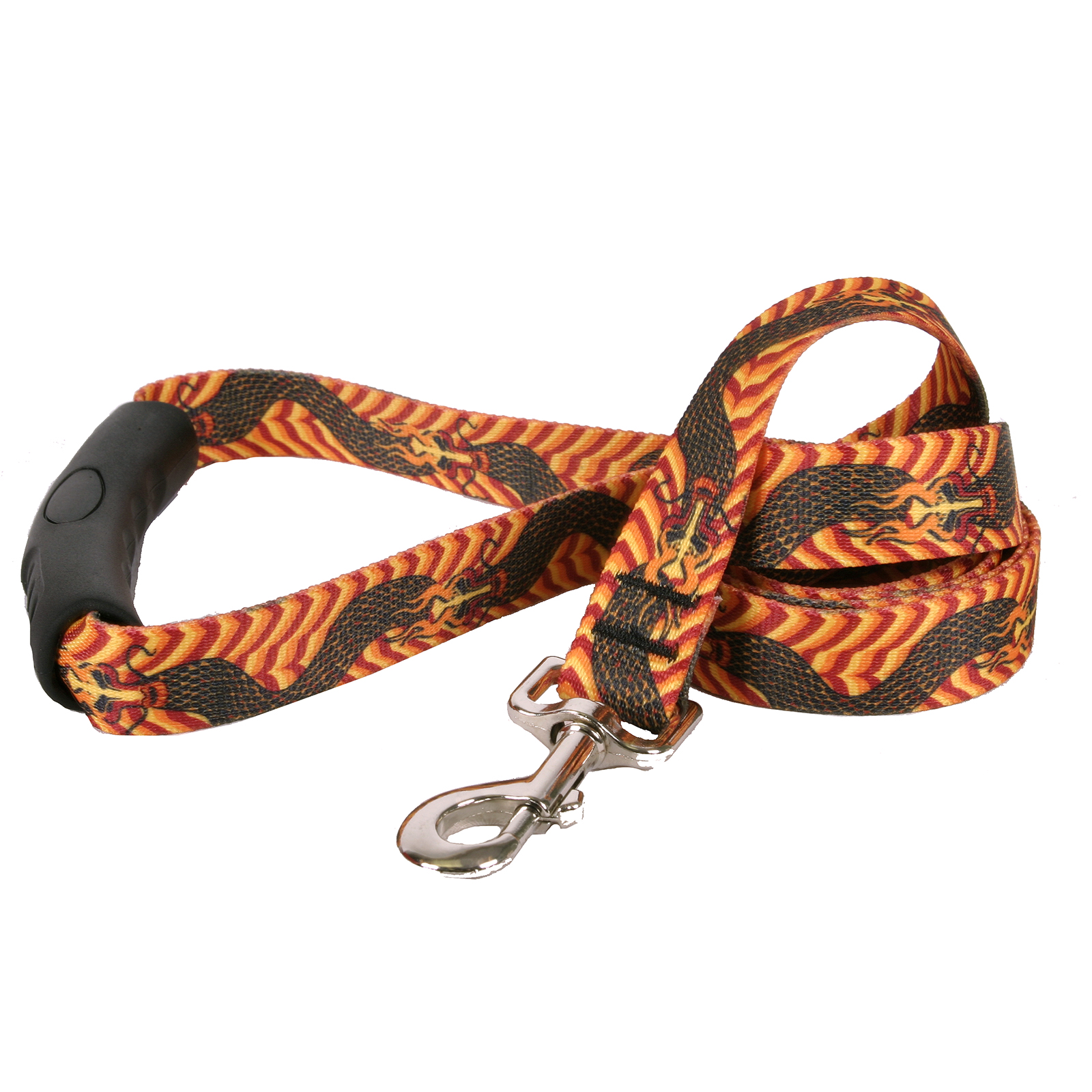 Dragon Wave Orange EZ-Lead