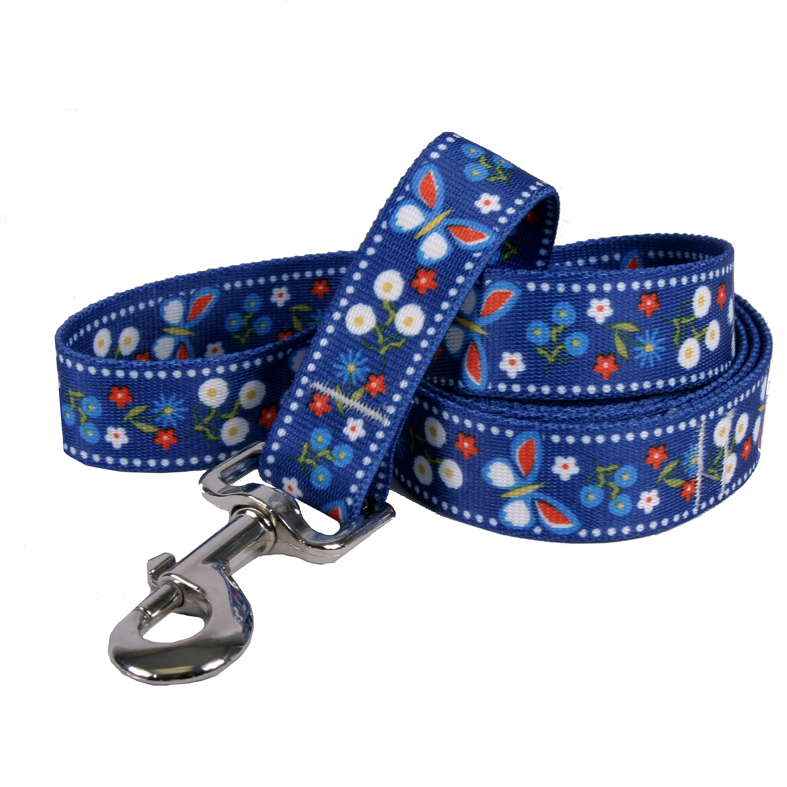 Festive Butterfly Blue Lead