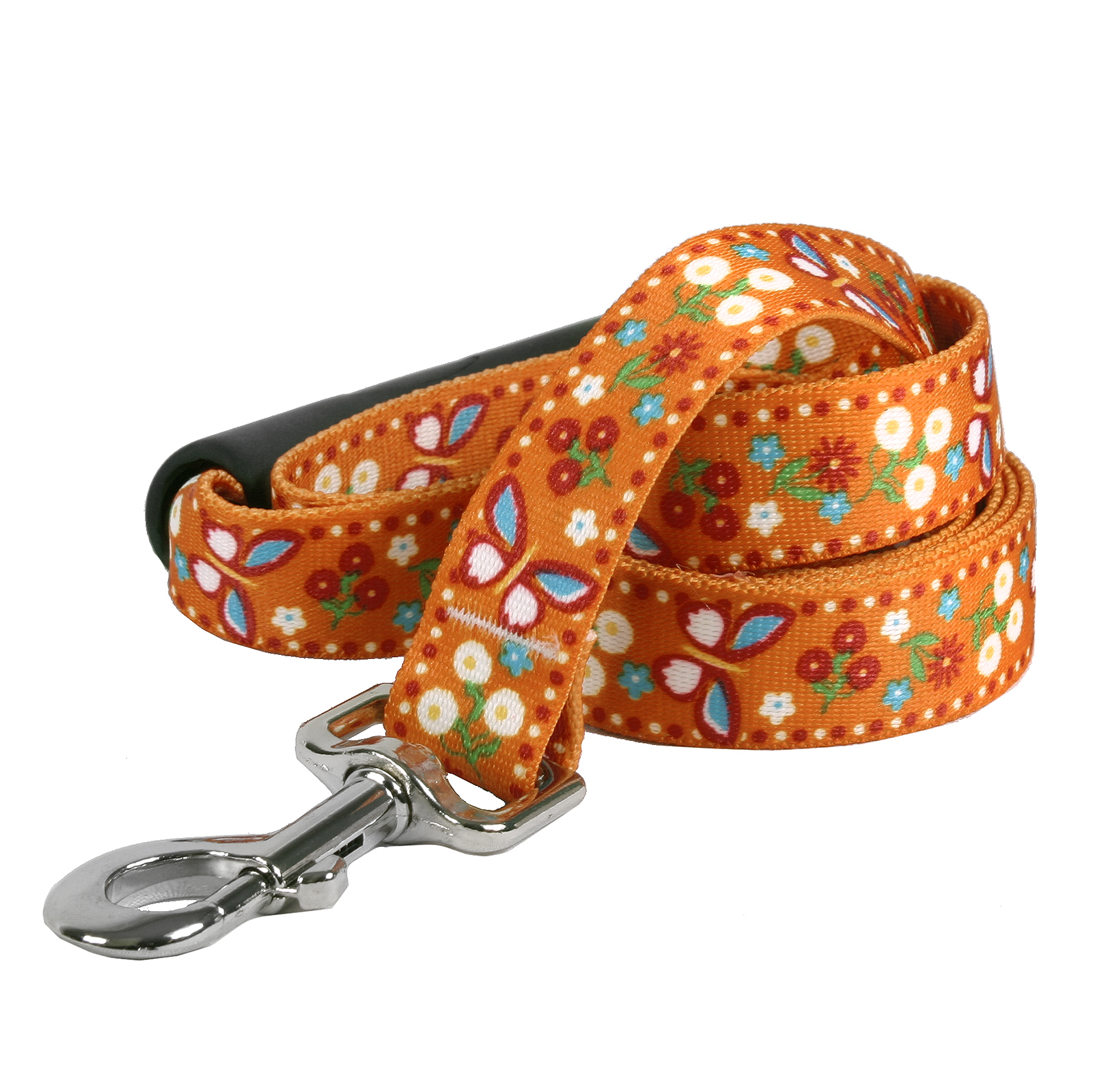 Festive Butterfly Orange EZ-Lead