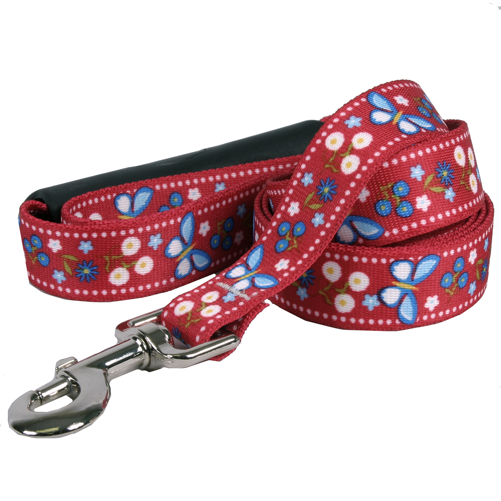 Festive Butterfly Red EZ-Lead
