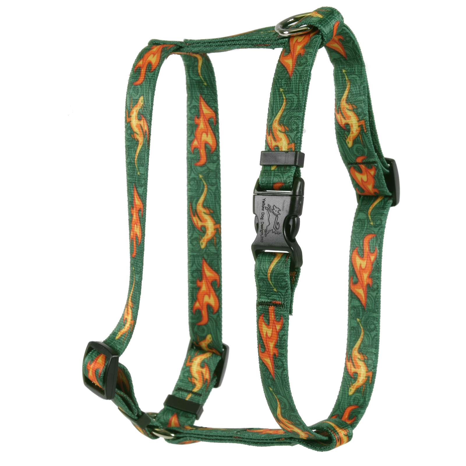 Fire Breathing Dragon Roman H Harness