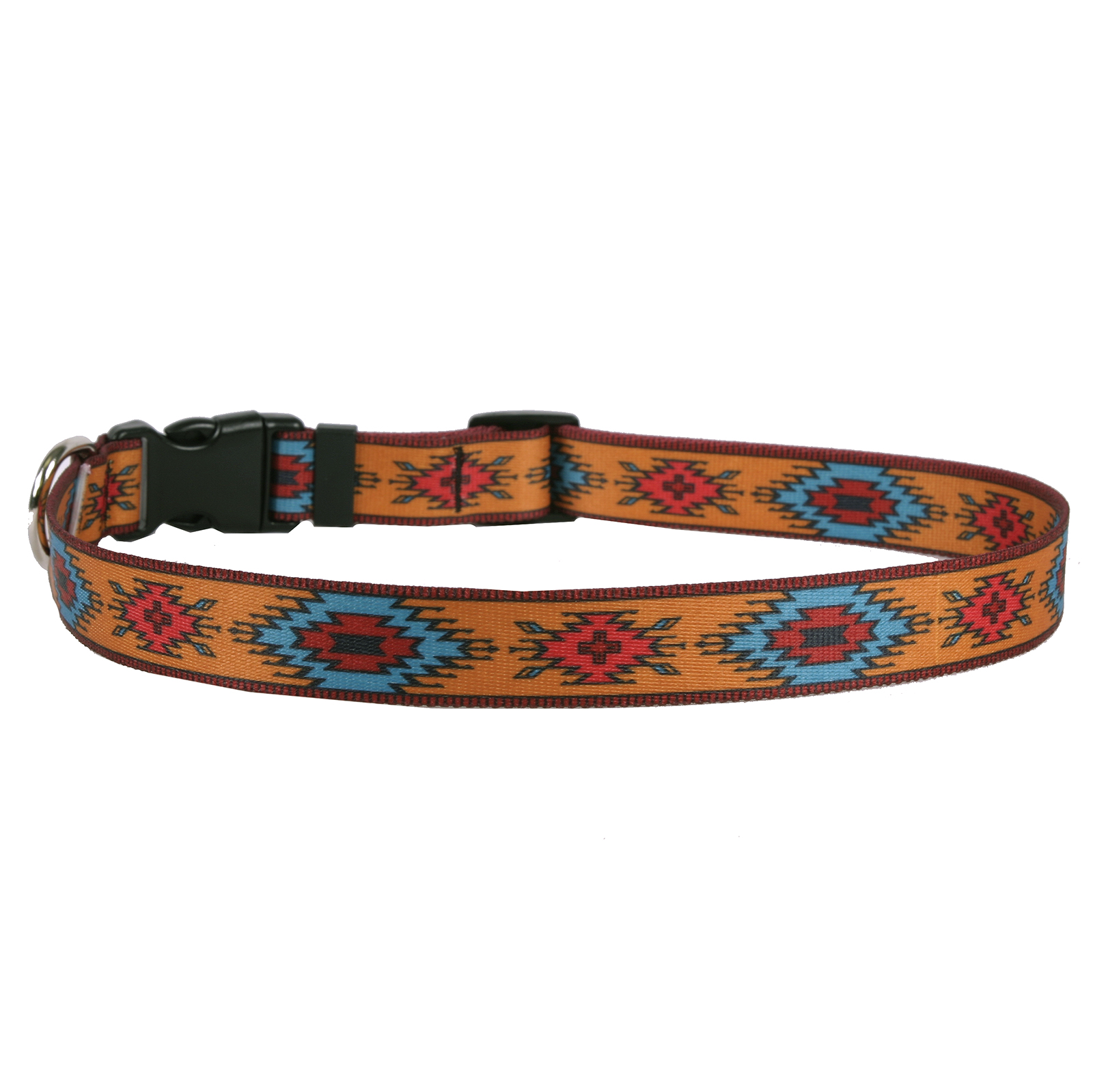 Indian Spirit Orange Standard Collar