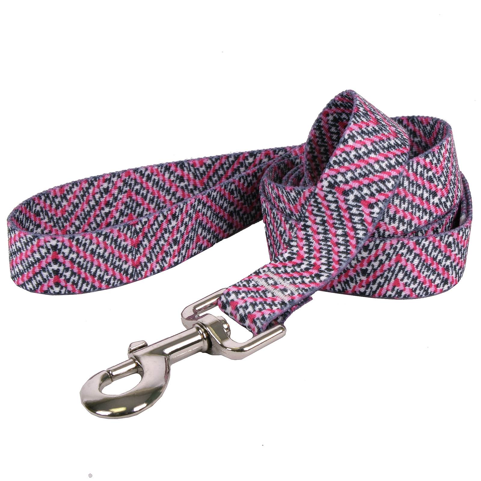 Pink Tweed Lead